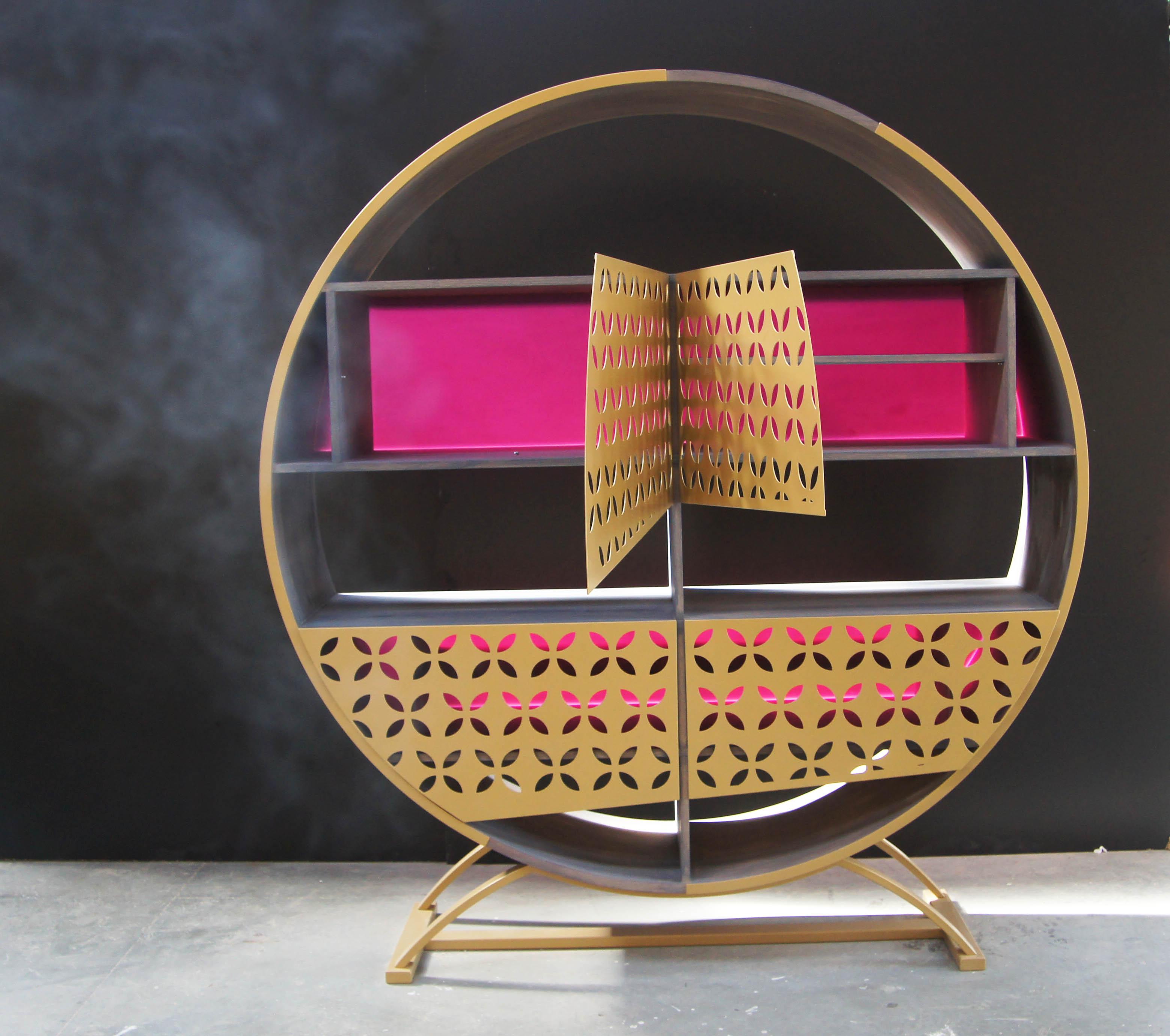 Meuble style asiatique